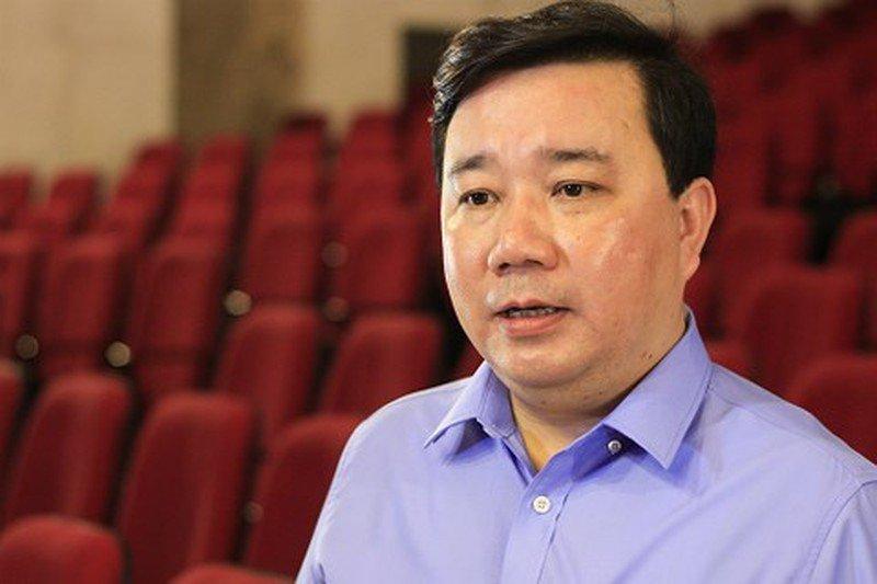 Ông Chử Xuân Dũng, Giám đốc Sở GD&ĐT Hà Nội. (Ảnh qua baogiaothong)