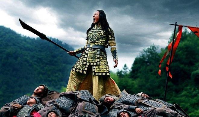 Hạng Vũ được xưng là Bá Vương, sống làm người hào kiệt, chết làm ma anh hùng. Ảnh qua Sohu)