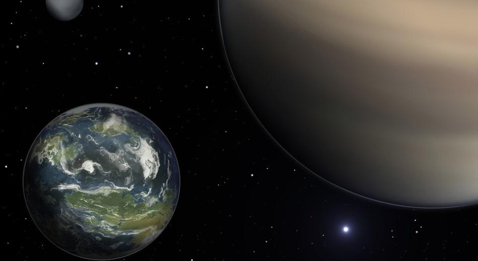 Hình ảnh về 17 hành tinh mới, gồm cả hành tinh có kích thước giống Trái đất và tiềm năng có sự sống. (Ảnh: qua pixabay/CC0 1.0)