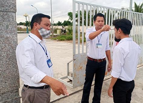 Hậu Giang Một học sinh có người thân từ Hàn Quốc về bị sốt ngay trong ngày đầu đi học lại 2