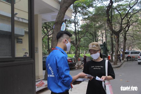 Hậu Giang Một học sinh có người thân từ Hàn Quốc về bị sốt ngay trong ngày đầu đi học lại 4