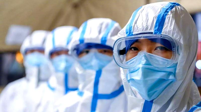 Hơn 3.000 nhân viên y tế ở Hồ Bắc được chẩn đoán lây nhiễm, trong đó 40% là lây nhiễm trong bệnh viện.