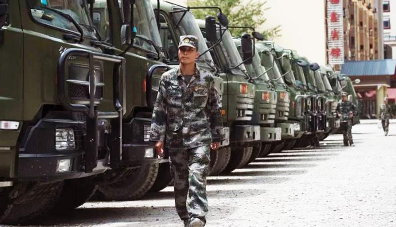 Sau khi dịch bệnh viêm phổi Vũ Hán bùng phát, không ngừng có tin tức về các chẩn đoán và cách ly tập thể trong quân đội.