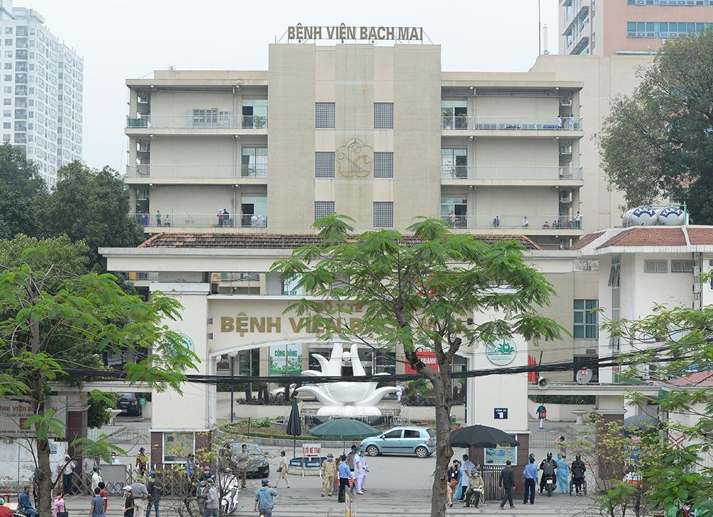Không tìm ra nguồn lây, BV Bạch Mai xét nghiệm 5.000 nhân viên để tìm người nhiễm virus Vũ Hán