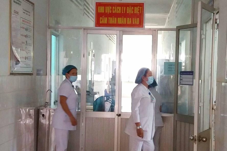 Nam thanh niên nghi nhiễm viêm phổi Vũ Hán bỏ trốn khỏi khu cách ly ở Gia Lai. (Ảnh qua laodong)