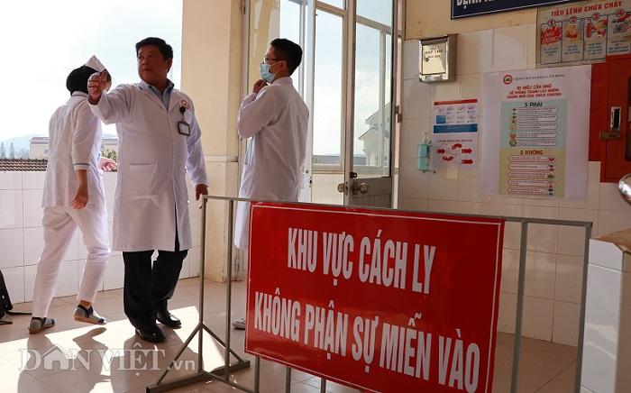 Hiện nay, tại tỉnh Lâm Đồng, cơ quan chức năng vẫn chưa ghi nhận ca bệnh nào nhiễm virus corona (Covid-19). (Ảnh qua danviet)