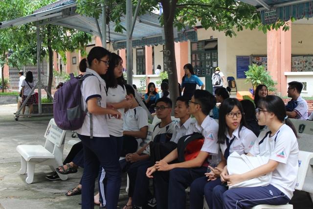 Lãnh đạo ĐHQG TP.HCM và UBND thành phố đề nghị cho học sinh nghỉ hết tháng 3 ảnh 2
