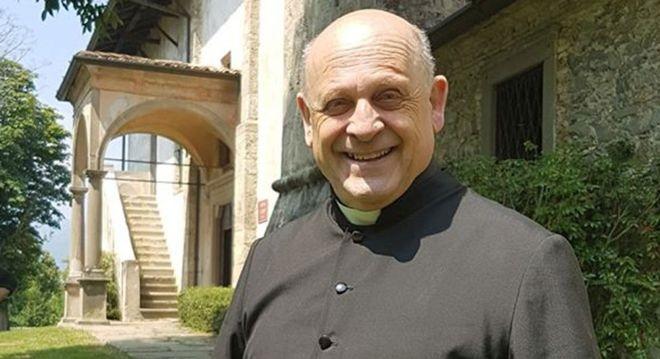 Linh mục Giuseppe Berardelli.