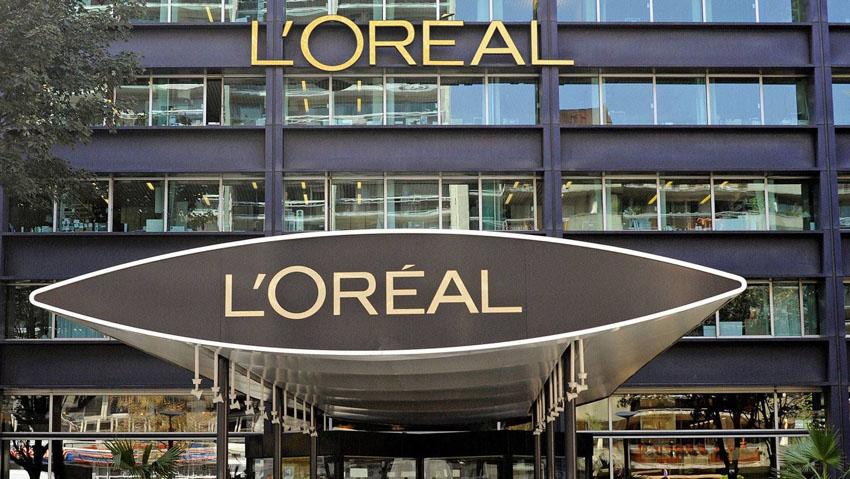 Tập đoàn mỹ phẩm nổi tiếng L'Oréal
