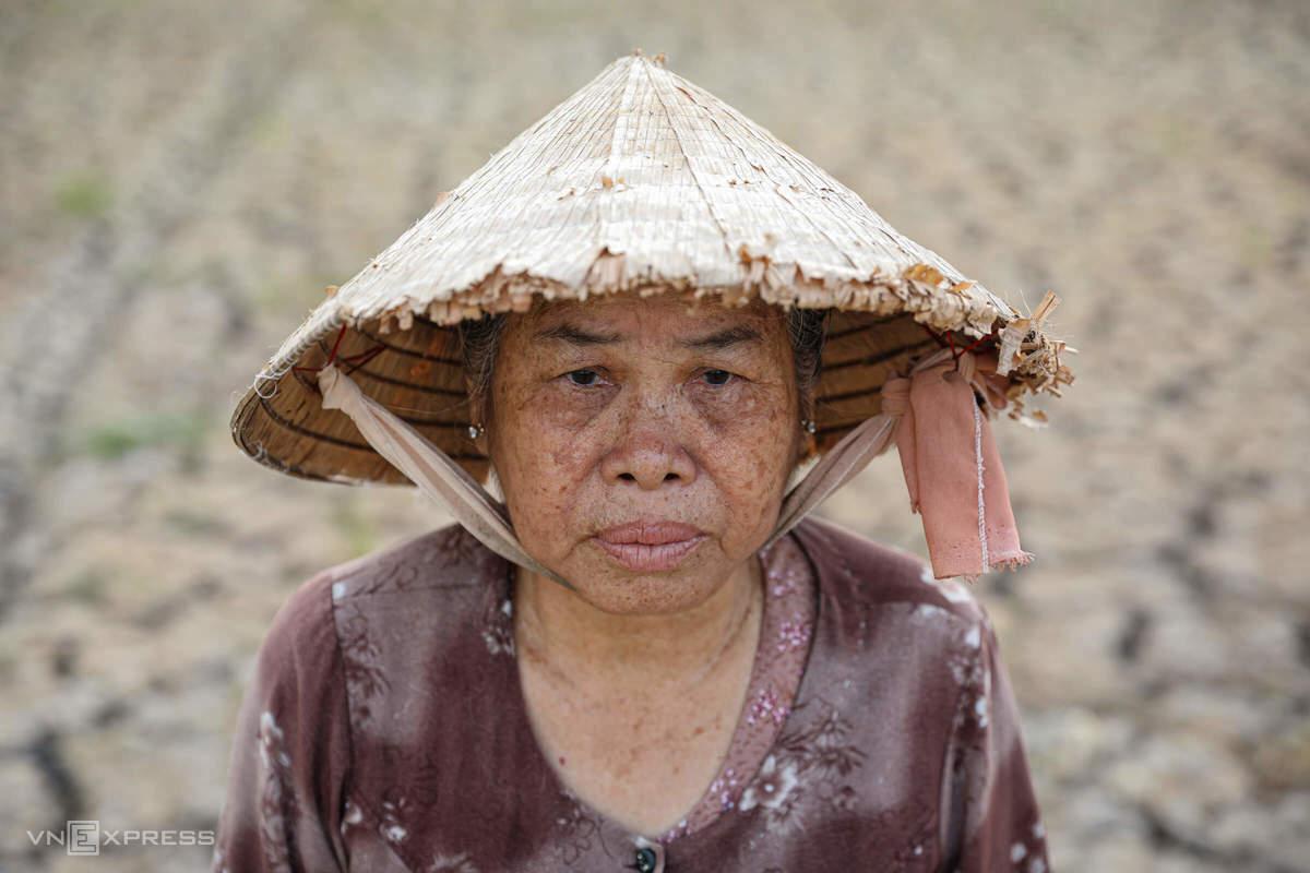 Bà Lê Thị Hí (72 tuổi, Bến Tre). (Ảnh qua vnexpress)