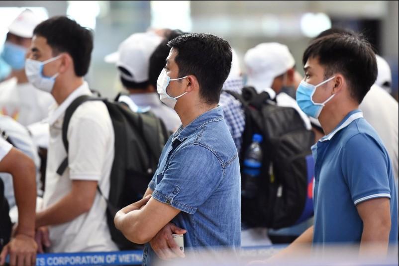 Mỗi ngày thành phố đón khoảng 600-800 người Việt trở về từ nước ngoài. Có thời điểm còn lên tới 1.000 người/ngày.