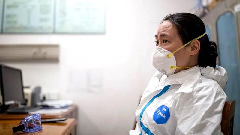 """Hàng chục nhân viên y tế bị nhiễm bệnh, Ủy ban y tế TP Vũ Hán vẫn tuyên bố """"chưa phát hiện"""" (ảnh 2)"""
