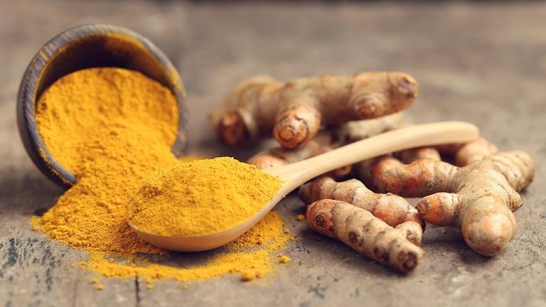 Trong nghệ chứa rất nhiều curcuminoids có đặc tính chống viêm và chống oxy hóa mạnh