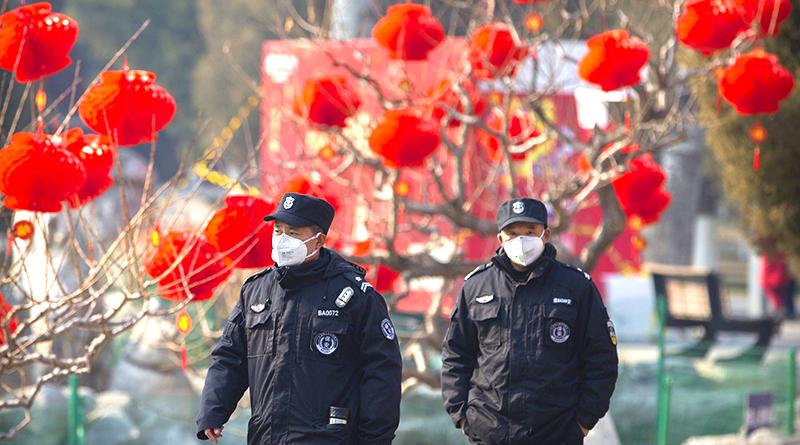 """Người dân Vũ Hán không ngừng nhảy lầu, ĐCSTQ lại tuyên truyền """"cuộc sống ngọt như mật"""" (ảnh 1)"""
