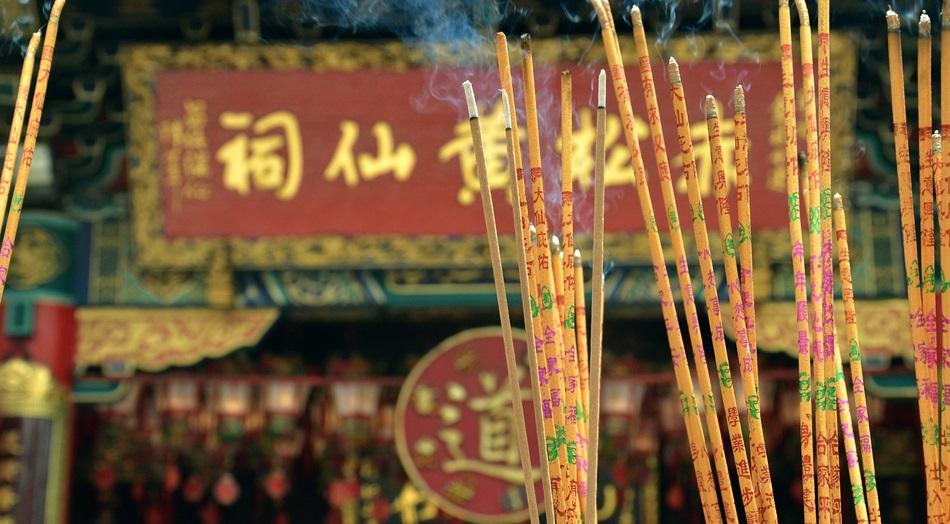 Nguồn gốc của nén nhang trong tín ngưỡng của người phương Đông