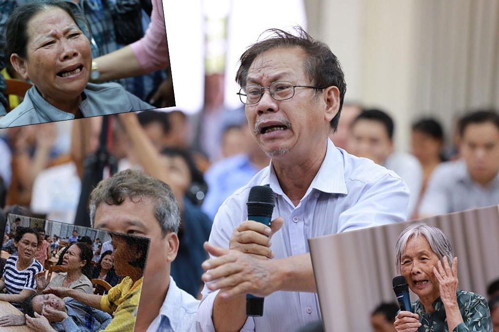 Ông Lê Thanh Hải bị cách chức vì làm người dân Thủ Thiêm khóc ròng hơn 20 năm 2