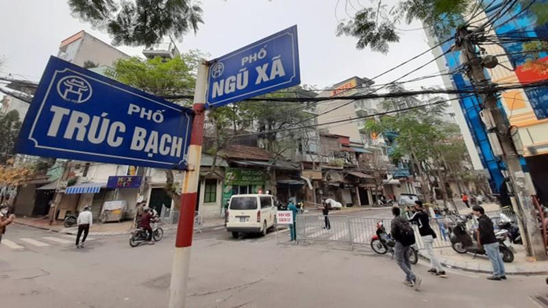Ông Nguyễn Đức Chung HN đang có 6 - 8 ca dương tính lần 1, nâng mức cách ly lên 28 ngày 3