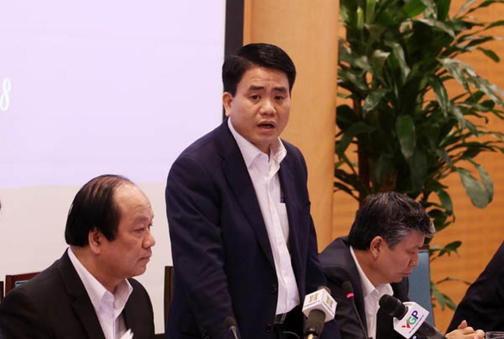 Ông Nguyễn Đức Chung HN đang có 6 - 8 ca dương tính lần 1, nâng mức cách ly lên 28 ngày