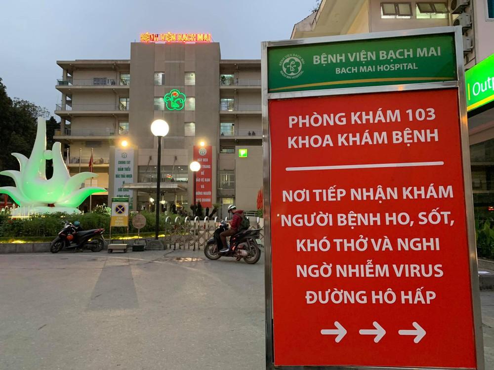 """Ông Nguyễn Đức Chung Ổ dịch ở BV Bạch Mai có thể """"gieo rắc"""" virus Vũ Hán đến các tỉnh"""