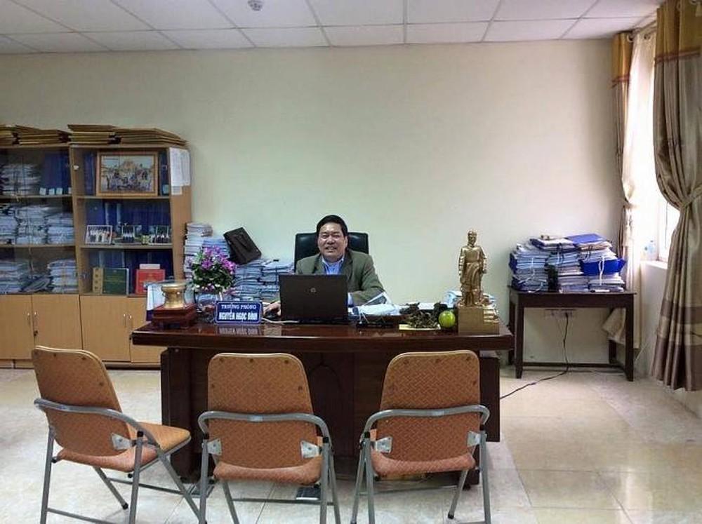 Ông Nguyễn Ngọc Đính - Trưởng phòng Tổng hợp nghiệp vụ dự toán, Cục Thuế tỉnh Thanh Hóa. (Ảnh qua phapluatxahoi)