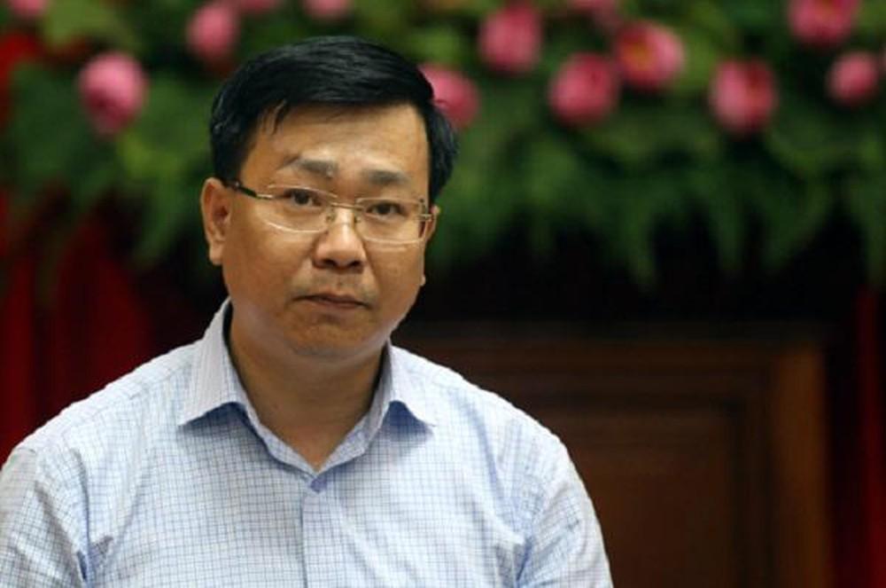 Ông Võ Nguyên Phong, Chủ tịch UBND quận Đống Đa.