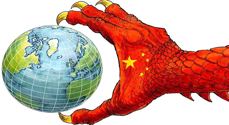 """Truyền thông ĐCSTQ phù phép biến """"sát thủ địa cầu"""" thành """"anh hùng giải cứu thế giới"""" (ảnh 1)"""
