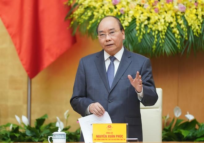 Thủ tướng Xuân Phúc CSGT, thuế, hải quan... mang tiếng nhiều rồi, cần nộp phạt qua mạng 2