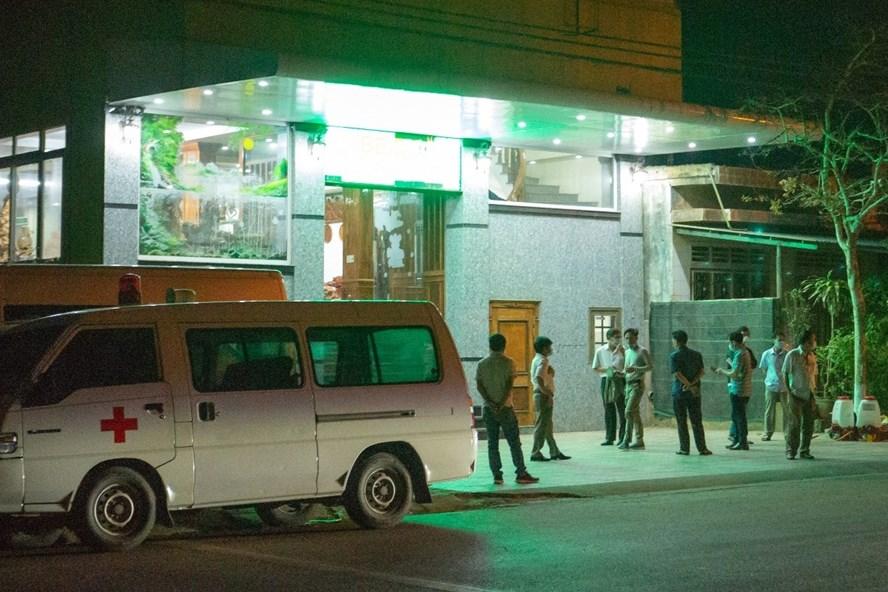 Tìm được 4 người ở Quảng Trị, 9 người ở Tiền Giang đi cùng với bệnh nhân thứ 17 3