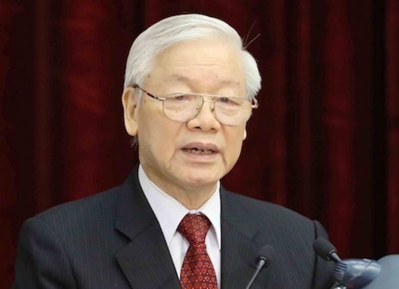 Tổng bí thư, Chủ tịch nước Nguyễn Phú Trọng. (Ảnh qua vnexpress)