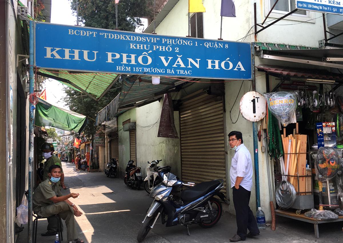 TP.HCM Hai người dương tính với virus Vũ Hán lần 1, đợi công bố của Bộ Y tế 2