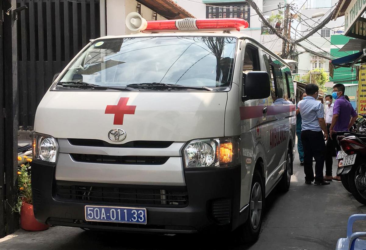 TP.HCM Hai người dương tính với virus Vũ Hán lần 1, đợi công bố của Bộ Y tế 3