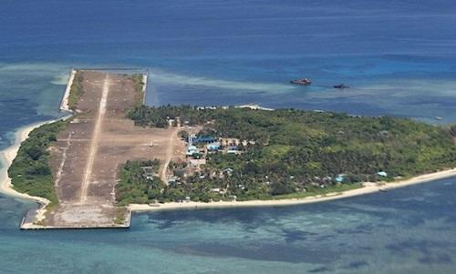Trung Quốc tiếp tục đưa hơn 130 tàu bao vây khu vực đảo Thị Tứ 4
