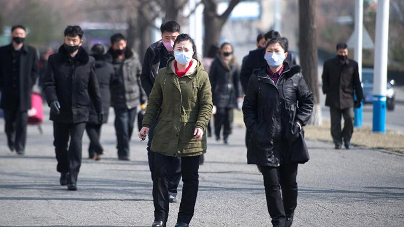 Triều Tiên tuyên bố không có ca nhiễm virus Vũ Hán nào nhưng lại hối thúc xây dựng bệnh viện khẩn cấp (ảnh 1)