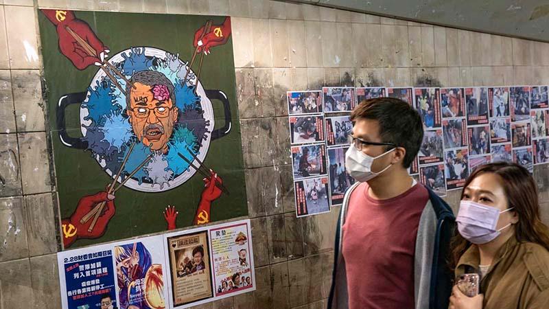 Truyền thông Pháp: TQ huy động ngoại giao và truyền thông nhằm sửa lại lịch sử viêm phổi Vũ Hán (ảnh 1)