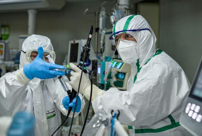 Bộ Y tế công bố ca nhiễm viêm phổi Vũ Hán thứ 92 là du học sinh từ Pháp về. (Ảnh qua tienphong)