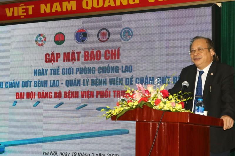 Việt Nam sẽ biến hiểm họa virus Vũ Hán thành cơ hội để chấm dứt bệnh lao vào năm 2020 3