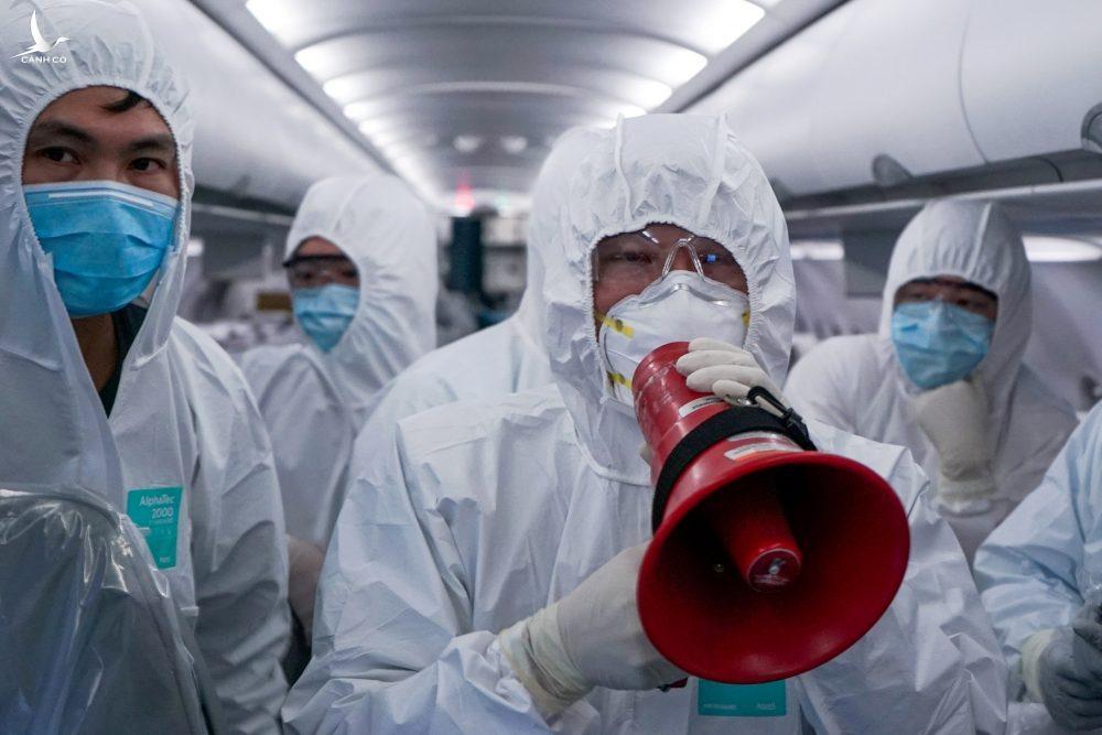 Việt Nam tăng 3 ca nhiễm virus Vũ Hán, ca thứ 116 là bác sĩ bệnh viện Nhiệt Đới