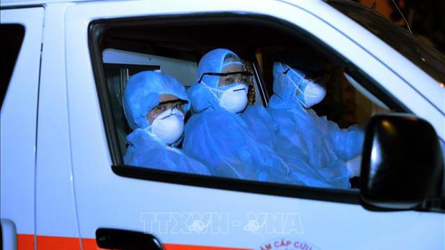 Việt Nam tăng thêm 5 ca nhiễm virus Vũ Hán, đều liên quan đến BN số 34 2