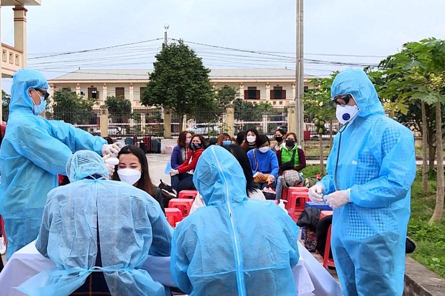 Việt Nam xuất hiện ca thứ 18 nhiễm Covid-19, trở về từ Hàn Quốc