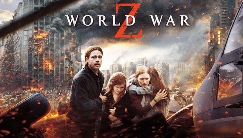 Thế chiến Z là một bộ phim kinh dị hành động lấy bối cảnh tận thế năm 2013 do Mỹ sản xuất