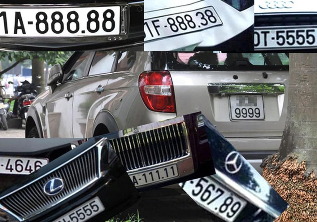 Bộ Công an đề xuất 'đấu giá' biển số xe để tăng Ngân sách, và tăng đầu tư cho CSGT - Ảnh 2