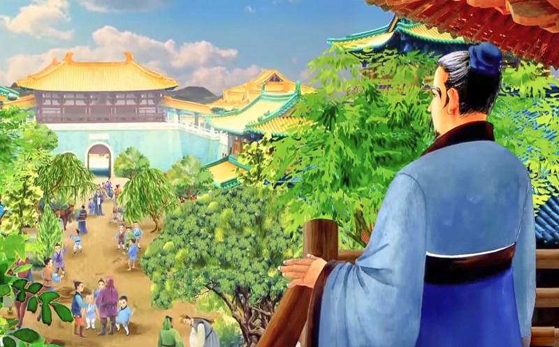Chuyện thần thoại tương lai: Kiếp nạn của vương quốc Đại Đồng