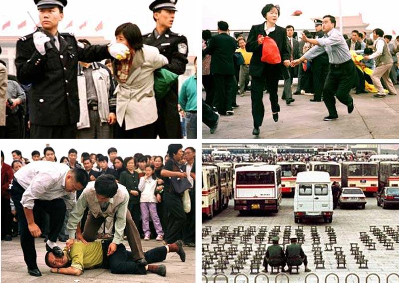 Bắt đầu từ 20/7/1999, chính phủ Trung Quốc đã mở ra một cuộc đàn áp với quy mô trên toàn quốc đối với các học viên Pháp Luân Công.