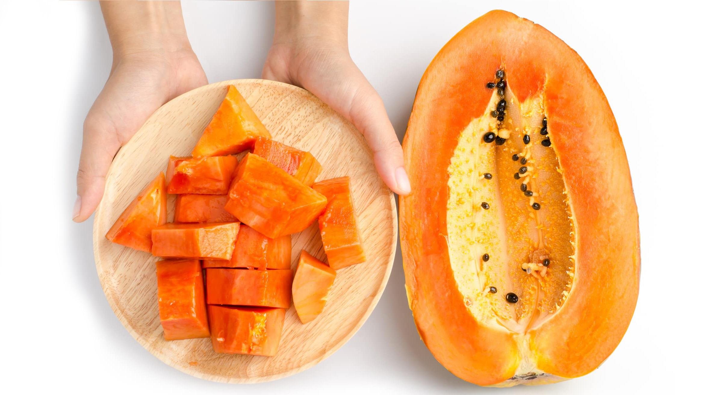 8 điều có thể xảy ra với cơ thể nếu ăn đu đủ một lần mỗi tuần
