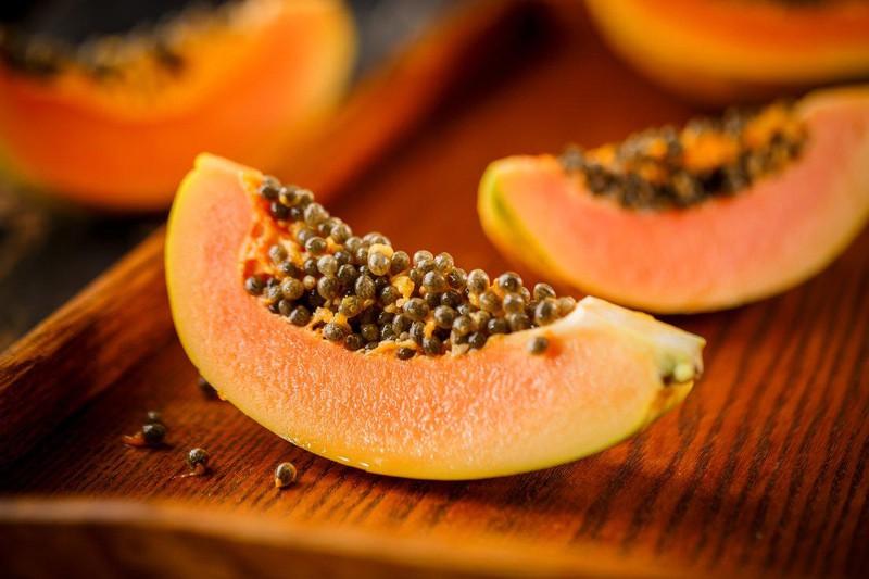 hạt đu đủ cũng chứa vô số những lợi ích sức khỏe đáng kinh ngạc