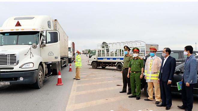Bắc Ninh tăng cường các biện pháp phòng chống dịch sau ca bệnh 262. (Ảnh qua thanhnien)