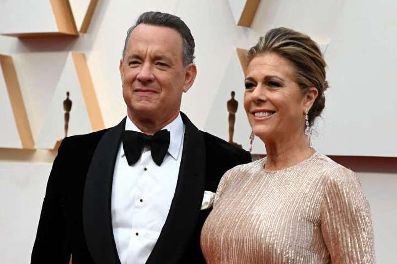 Tom Hanks và vợ Rita Wilson đã thông báo dương tính với virus Vũ Hán