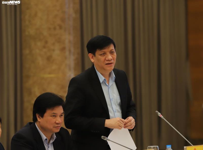 Bộ Y tế kiến nghị Thủ tướng kéo dài thời gian 'cách ly toàn xã hội' để phòng dịch virus Vũ Hán 3