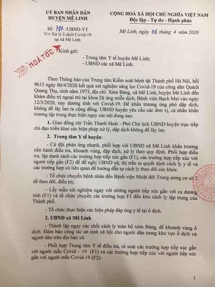 Cách ly 83 nhân viên y tế BV phụ sản Hà Nội do tiếp xúc với bệnh nhân 243 2