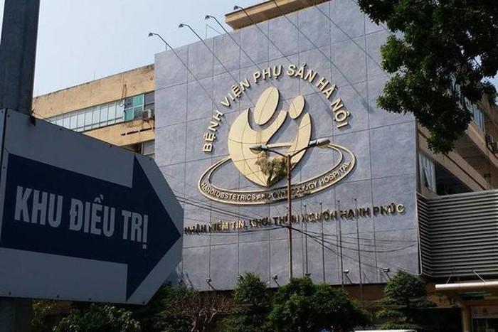 Cách ly 83 nhân viên y tế BV phụ sản Hà Nội do tiếp xúc với bệnh nhân 243 3